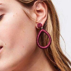 LOFT Drop Earrings ⚠️FINAL REDUCTION ⚠️